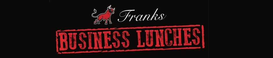Franks Business Lunch - Online Ordering